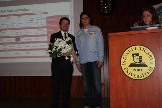 Fatih_Tufekcioglu_Oracle_Event_Istanbul_Ticaret_Universitesi_3