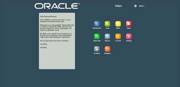 fatihtufekcioglu.com-Oracle-PBCS-Planlama-Butceleme-Bulut-Servisi