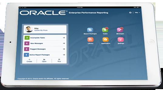 Oracle Bulut Servisleri - Kurumsal Performans Yönetimi - EPM